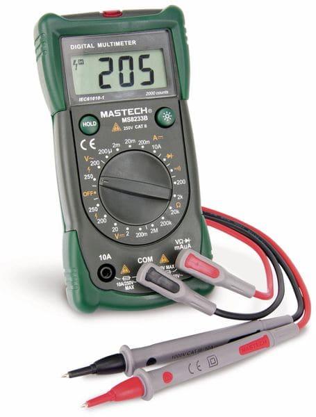 Digital-Multimeter MASTECH MS8233B - Produktbild 1