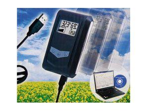 USB Temperatur- und Feuchtelogger DS100 - Produktbild 3