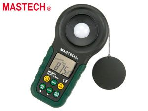 Digital-Luxmeter MASTECH MS6612