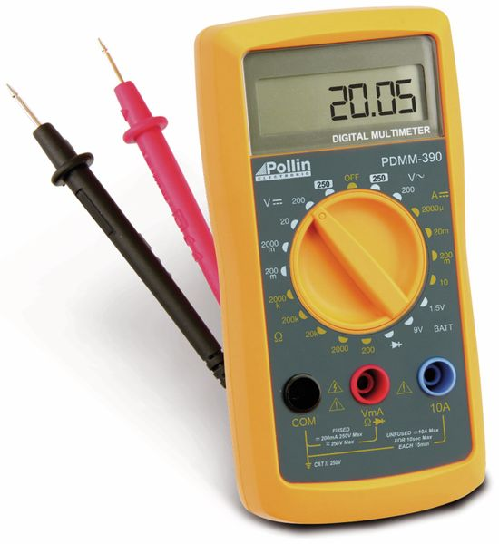 Digital-Multimeter PDMM-390 - Produktbild 1