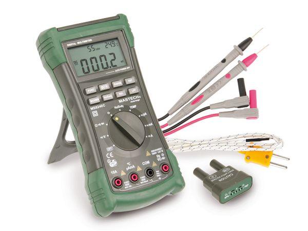 Digital-Multimeter MASTECH MS8240C - Produktbild 1
