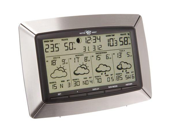 Funk-Wetterstation TEMPUS, satellitengestützt