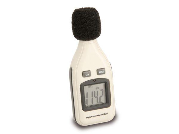 Digitales Schallpegel-Messgerät SPM-130
