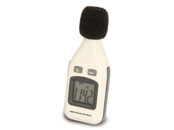 Digitales Schallpegel-Messgerät SPM-130 - Produktbild 2