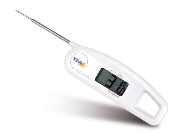 Digitales Einstich-Thermometer TFA THERMO JACK