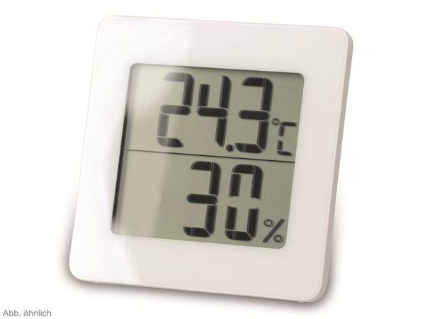 Digitales Thermo-Hygrometer TFA 30.5027.02, weiß - Produktbild 2