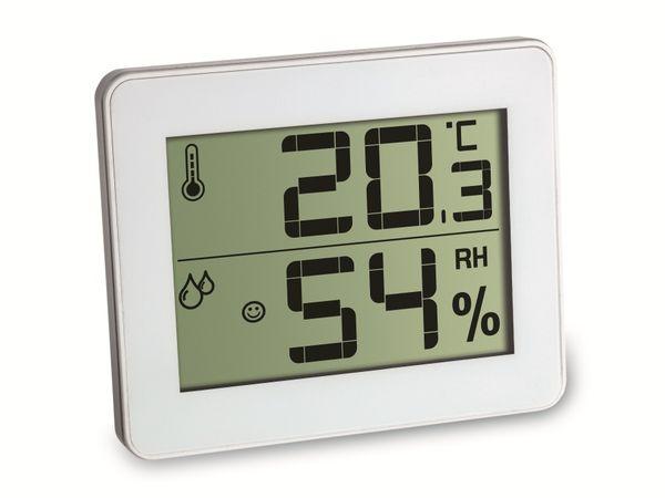 Digitales Thermo-Hygrometer TFA 30.5027.02, weiß - Produktbild 3