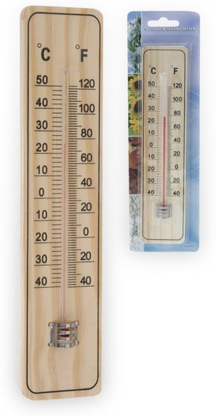 Holz-Thermometer
