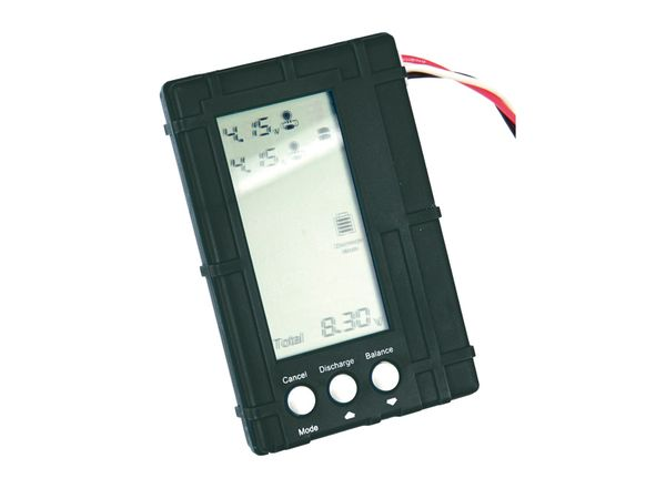 3in1 LiPo/LiIon-Tester ATB-2/6S - Produktbild 2