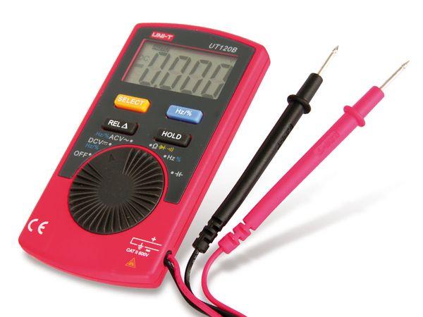 Pocket-Multimeter UNI-T UT120B - Produktbild 1