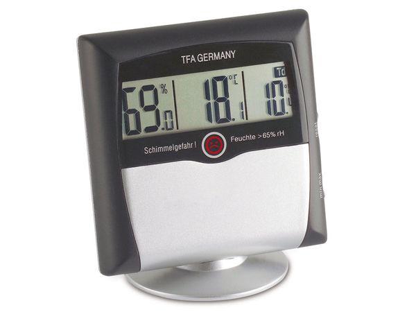 Digitales Thermo-Hygrometer TFA COMFORT CONTROL