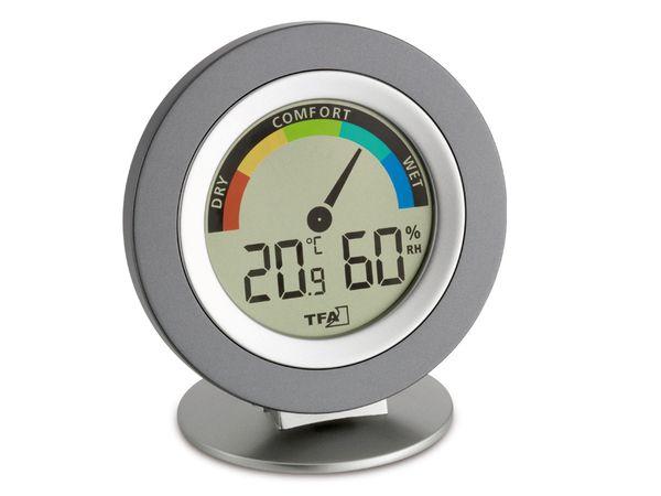 Digitales Thermo-Hygrometer TFA COSY