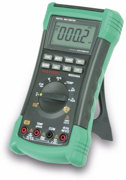 Digital-Multimeter MASTECH MS8340A - Produktbild 2