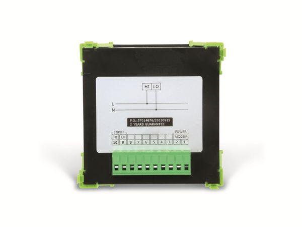 Einbau-Messinstrument SFIM SFN-9K1-F, 96x96 mm, 30...99 Hz - Produktbild 3