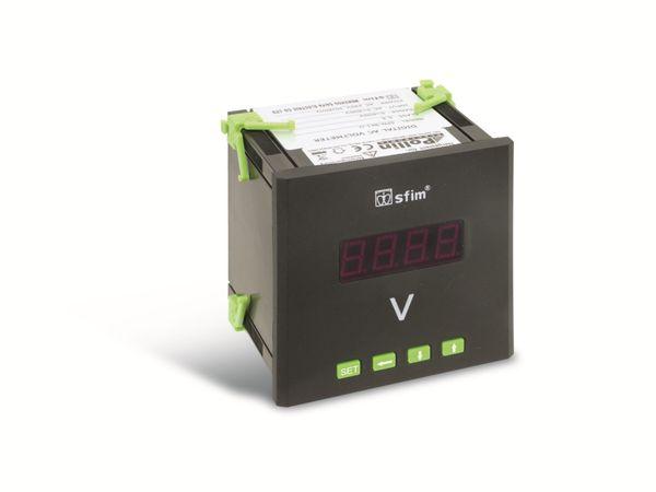 Einbau-Messinstrument SFIM SFN-9K1-U, 96x96 mm, 0...600 V~ - Produktbild 2