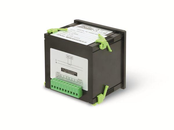 Einbau-Messinstrument SFIM SFN-9K1-I, 96x96 mm, 0...5 A~ (9999 A) - Produktbild 4