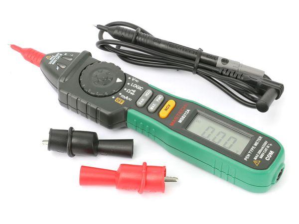 Stift-Multimeter MASTECH MS8212A - Produktbild 4