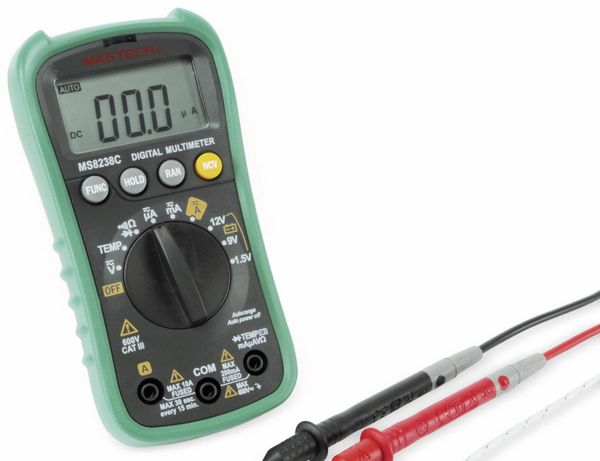Digital-Multimeter MASTECH MS8238C