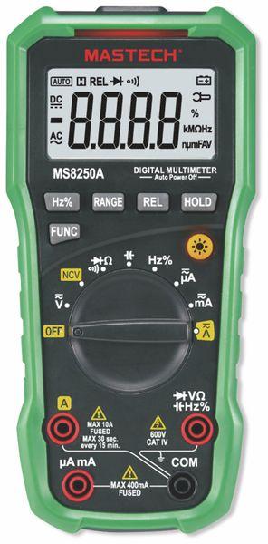 Digital-Multimeter MASTECH MS8250A, NCV - Produktbild 2
