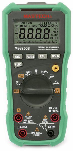 Digital-Multimeter MASTECH MS8250B, USB, NCV - Produktbild 3