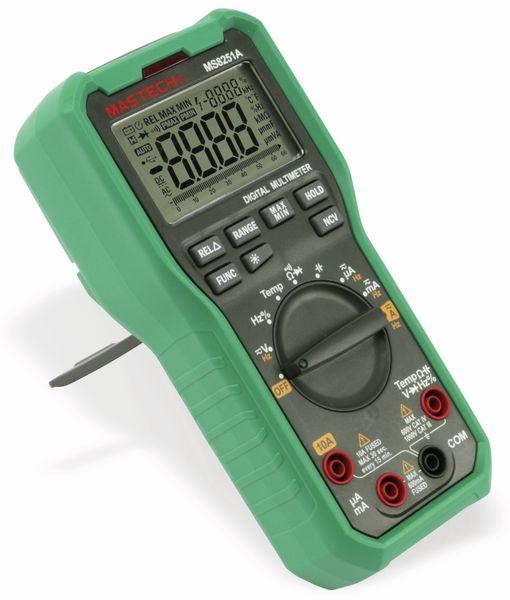 Digital-Multimeter MASTECH MS8251A, NCV