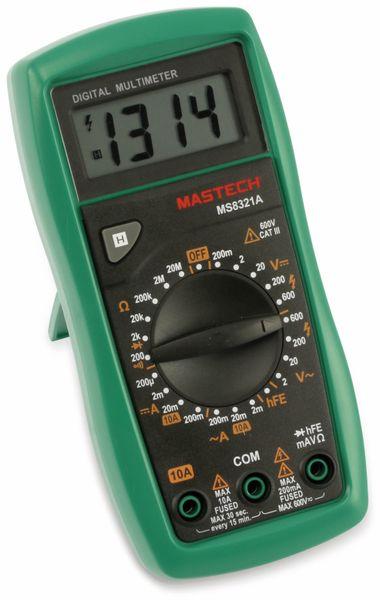 Digital-Multimeter MASTECH MS8321A - Produktbild 2