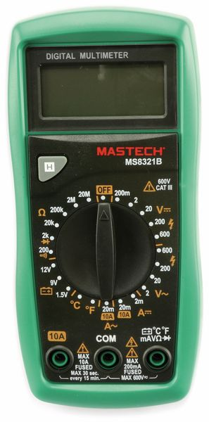 Digital-Multimeter MASTECH MS8321B - Produktbild 1