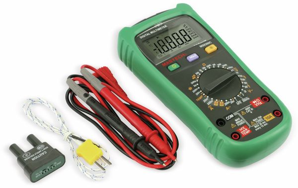 Digital-Multimeter MASTECH MS8360C, NCV - Produktbild 7