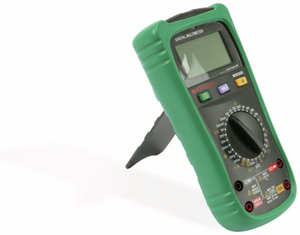 Digital-Multimeter MASTECH MS8360E, NCV - Produktbild 1