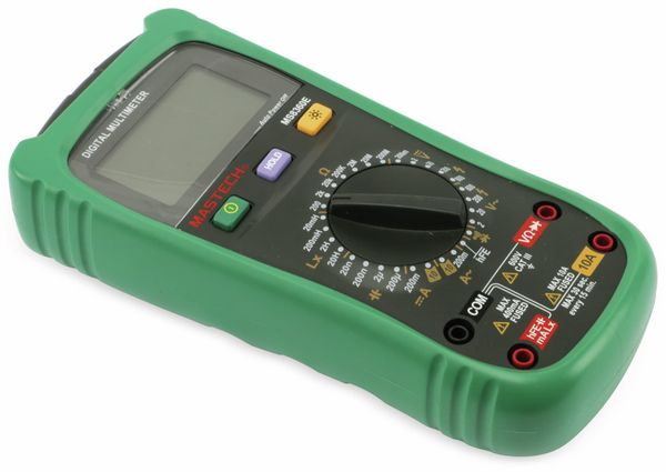 Digital-Multimeter MASTECH MS8360E, NCV - Produktbild 2