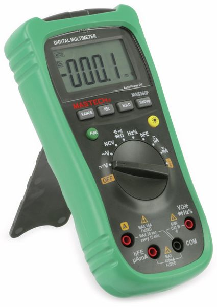 Digital-Multimeter MASTECH MS8360F, NCV - Produktbild 1