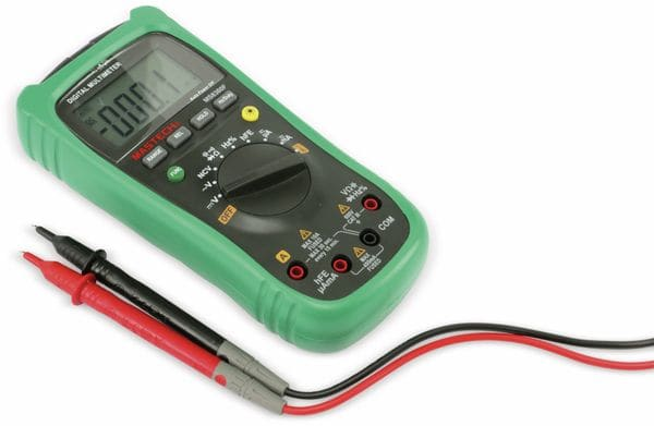 Digital-Multimeter MASTECH MS8360F, NCV - Produktbild 6