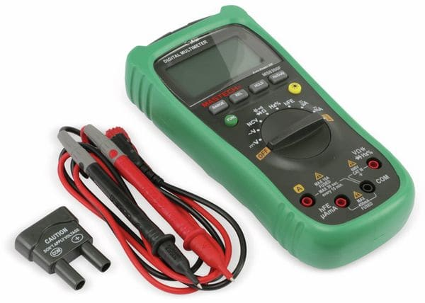 Digital-Multimeter MASTECH MS8360F, NCV - Produktbild 8