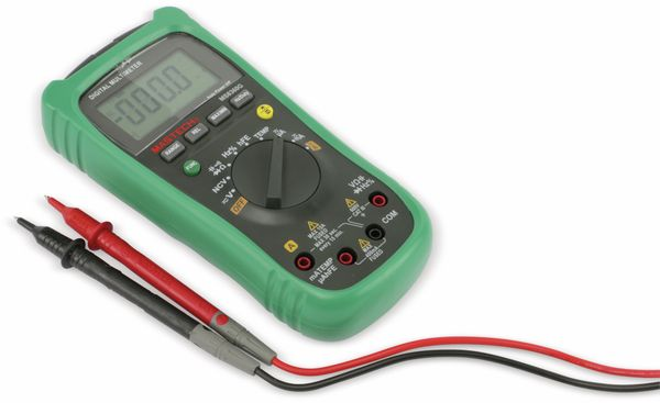 Digital-Multimeter MASTECH MS8360G, NCV - Produktbild 6