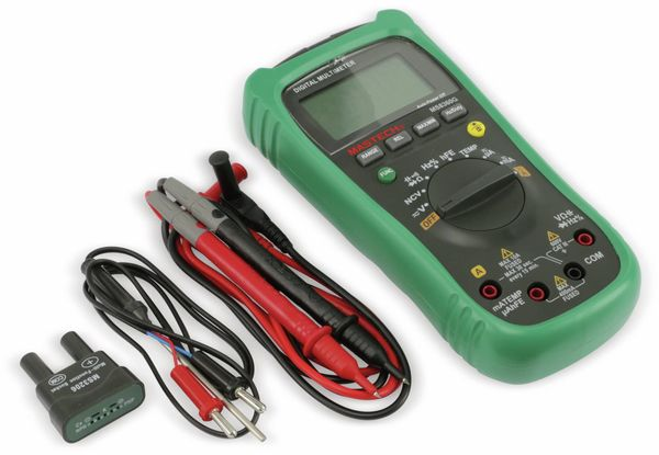 Digital-Multimeter MASTECH MS8360G, NCV - Produktbild 7