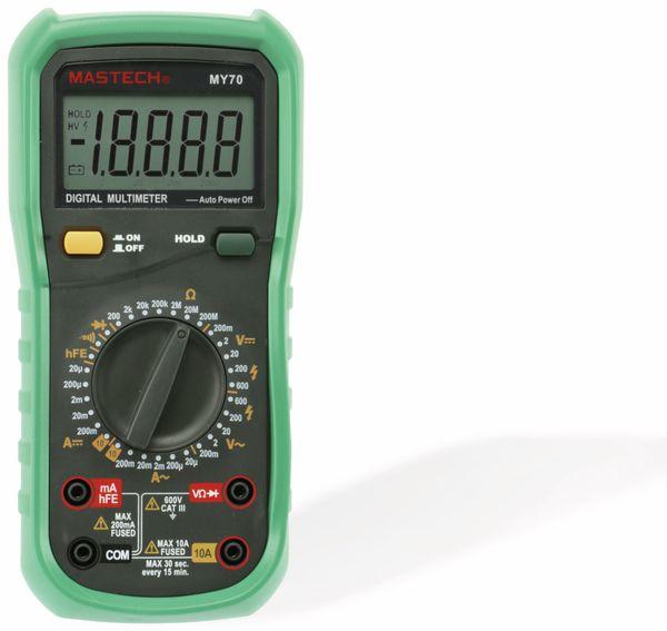 Digital-Multimeter MASTECH MY70 - Produktbild 2