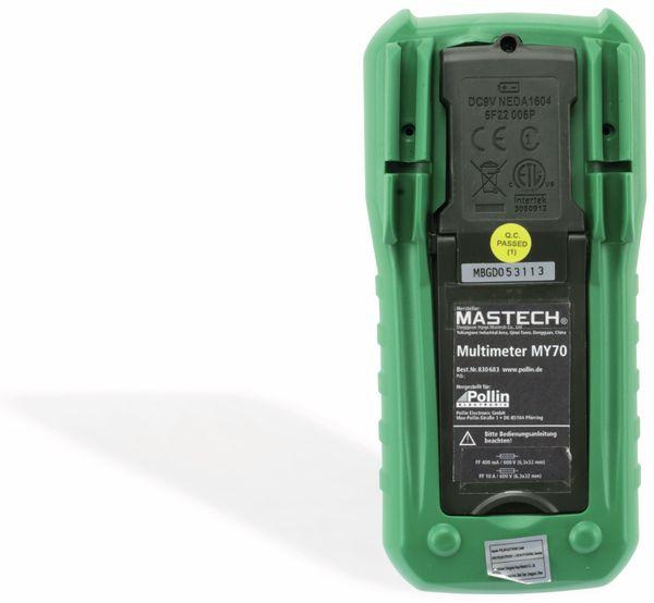 Digital-Multimeter MASTECH MY70 - Produktbild 3