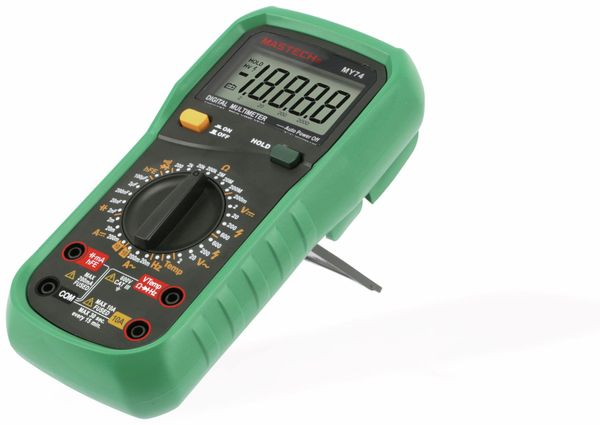 Digital-Multimeter MASTECH MY74