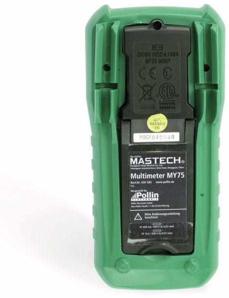 Digital-Multimeter MASTECH MY75 - Produktbild 5