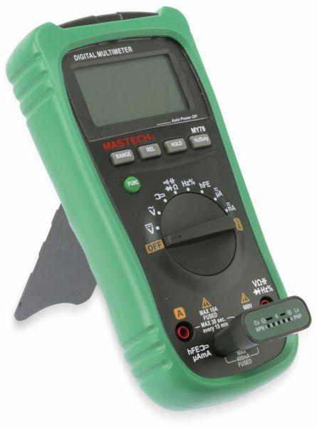 Digital-Multimeter MASTECH MY78 - Produktbild 2