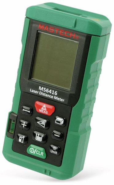 Digitales Laser-Distanzmessgerät MS6416 - Produktbild 2