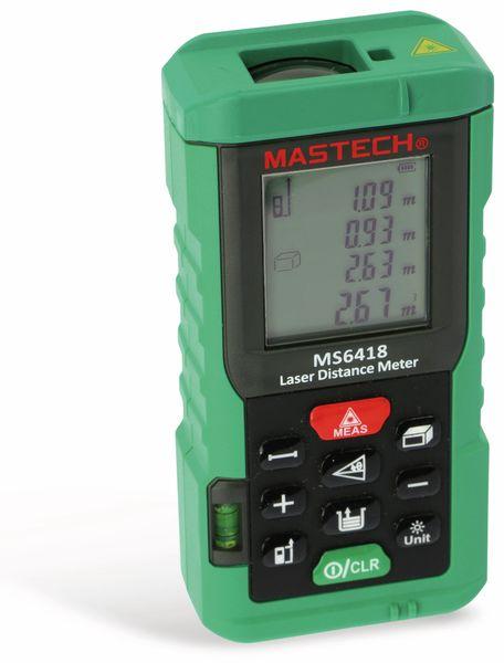 Digitales Laser-Distanzmessgerät MS6418 - Produktbild 2