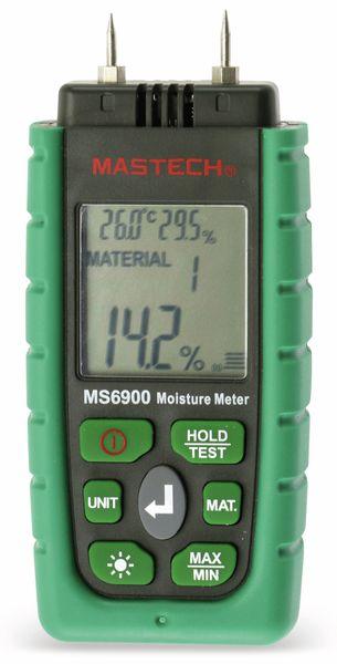 Digitales Feuchte-Messgerät MASTECH MS6900 - Produktbild 1
