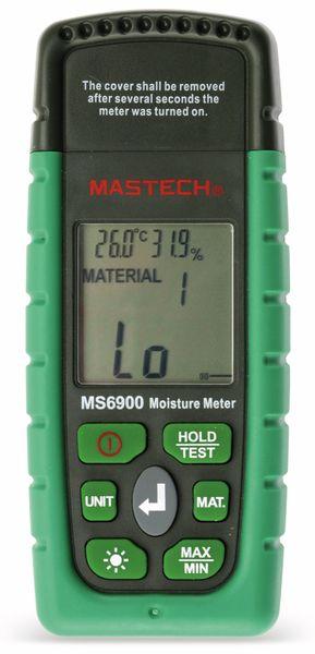 Digitales Feuchte-Messgerät MASTECH MS6900 - Produktbild 2