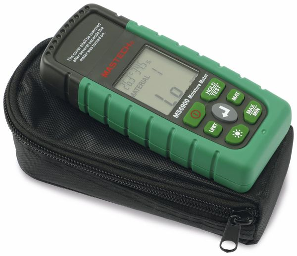Digitales Feuchte-Messgerät MASTECH MS6900 - Produktbild 3