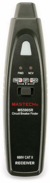 Kabelprüfer und Sicherungsfinder MASTECH MS5905RTD - Produktbild 3
