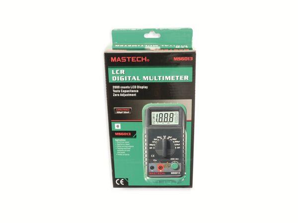 Kapazitätsmessgerät MASTECH MS6013 - Produktbild 1