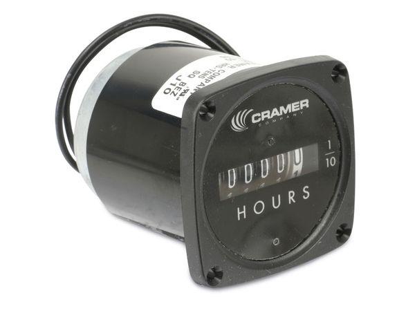 Betriebsstundenzähler CRAMER 55F3805 - Produktbild 1