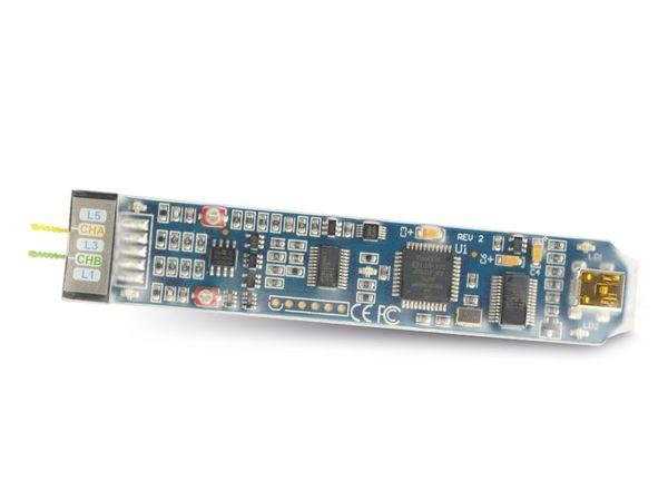 USB-Oszilloskop BITSCOPE MICRO, 2+6 CH, 20 MHz - Produktbild 2