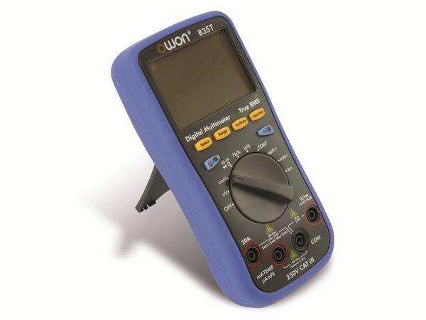 True RMS Bluetooth-Multimeter OWON B35T - Produktbild 1